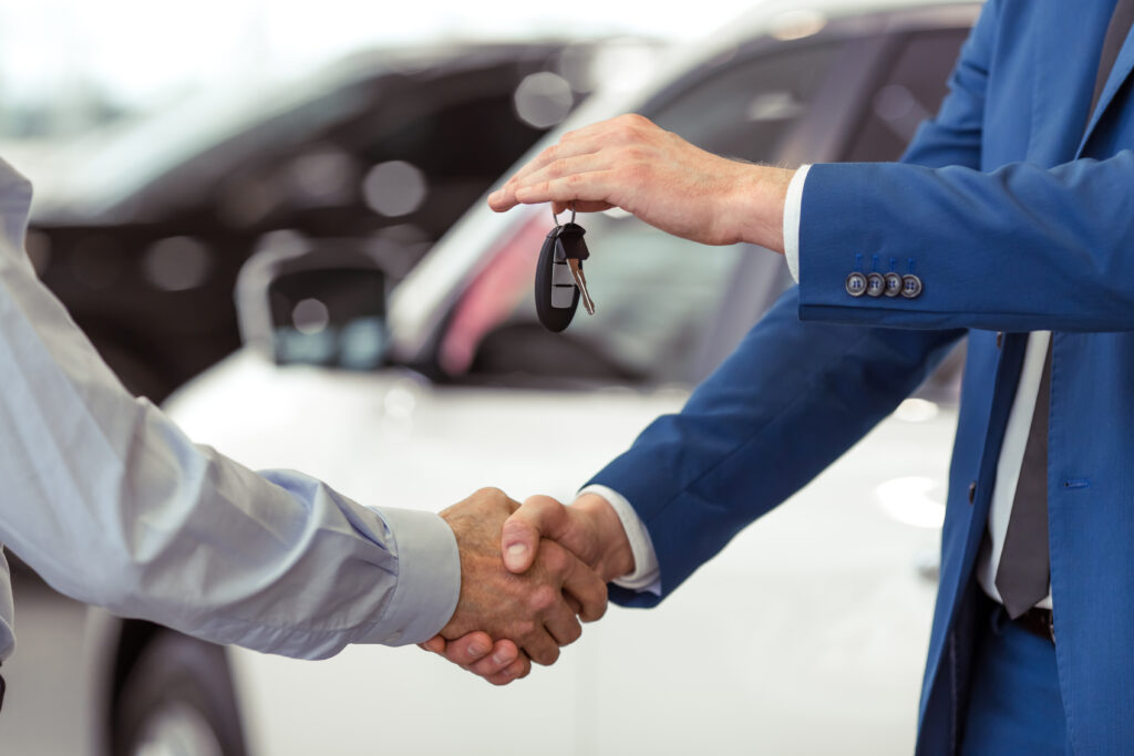 Sälja bil